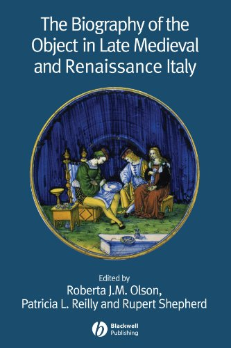 BIOG OF OBJECT (Renaissance Studies Special Issues)