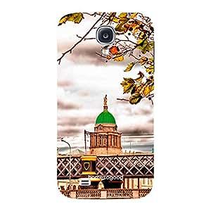 HomeSoGood City Of Dublin Multicolor 3D Mobile Case For Samsung S4 ( Back Cover)
