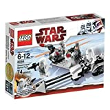 51ee5833GuL. SL160  LEGO Star Wars Snow Trooper Army Pack (8084)