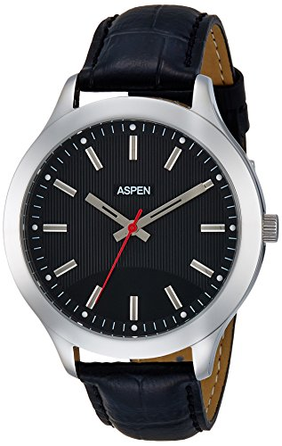 Aspen Aspen Workwear Analog Black Dial Men's Watch - AM0037