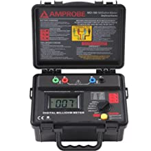 Amprobe MO-100 Milliohm Meter