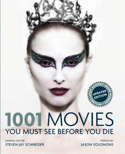 1001 Movies You Must See Before You Die Book