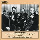 Antonin Dvorak, String Quartets Op 51