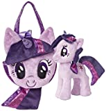 Aurora World My Little Pony Twilight Sparkle Pony Tail Carrier thumbnail