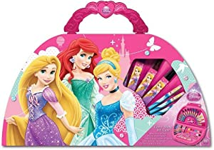 Disney Childrens Kids Carry Along Drawing Painting Stationary Art Case Set