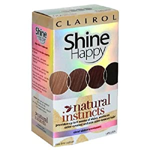 NATURAL INST #00 SHINE HAPPY Size: KIT