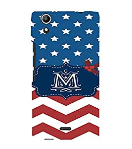 EPICCASE Repeated design Mobile Back Case Cover For Micromax Selfie 2 Q340 (Designer Case)