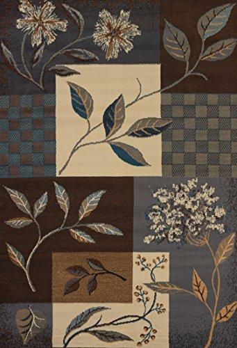 United Weavers of America Jasmine Manhattan Rug Collection, 1' 11