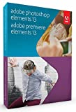 Software - Adobe Photoshop Elements 13 & Premiere Elements 13 Upgrade