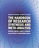 img - for The Handbook of Research Synthesis and Meta-Analysis (2008-08-29) book / textbook / text book