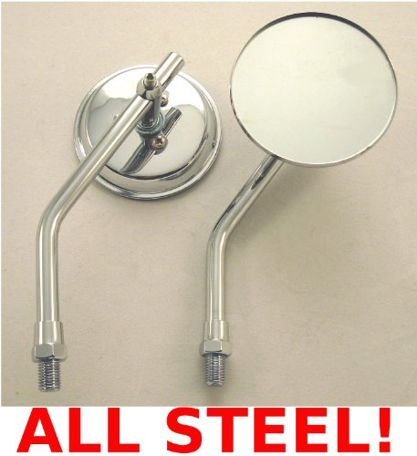 Replacement Mirrors Left Right Pair for Honda VFR 750 F 94-97