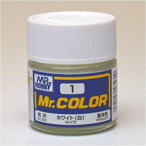 Mr.カラー C1 ホワイト (白) 【HTRC 3】
