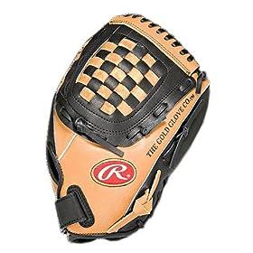 Rawlings Pro Lite Series Basket Web Fielder's Baseball Glove (12-Inch)