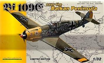 Eduard 1:32 - Bf 109E Over The Balkan Peninsula (Wk End) - EDK1156