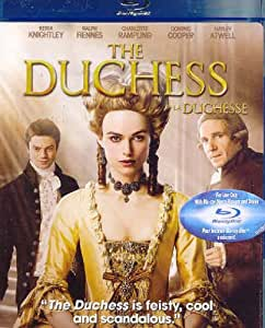 The Duchess [Blu-ray] [Blu-ray] (2008)