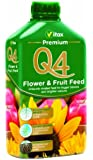 Vitax 1L Q4 Premium Flower and Fruit Feed
