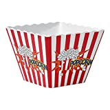 5 Piece Popcorn Serving Bowl Set