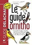 img - for le guide ornitho book / textbook / text book