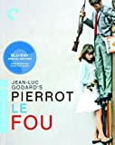 Pierrot le fou (The Criterion Collection) [Blu-ray] by Criterion Collection