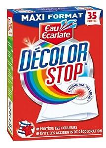 Eau Ecarlate - 811 - Décolor Stop Etui de 35 Lingettes