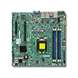 SuperMicro MBD-X10SLM+-LN4F-O Xeon E3-1200 v3対応 UPサーバーボード X10 日本正規代理店品 MB2026 MBD-X10SLM+-LN4F-O