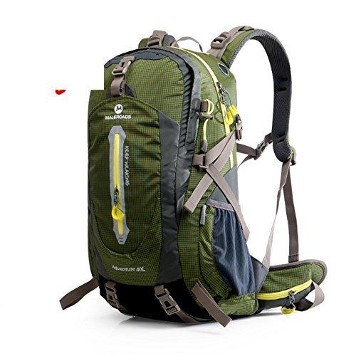alpinisme en plein air sac d'épaule / hommes marchant sac extérieur / sac à dos en plein air-1 40L