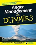 img - for Anger Management For Dummies by W. Doyle Gentry (2006-12-06) book / textbook / text book