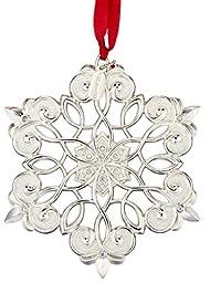 Lenox 2015 Snow Majesty - 11th Ornament