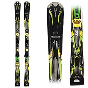 Buy Rossignol Pursuit 16 Skis with Axial 2 120 Bindings 2014 by Rossignol
