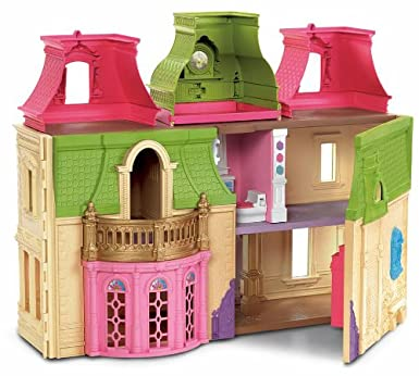 Fisher-Price Loving Family Dollhouse, Skip Hop Backpacks, First Years Strollers on Sale