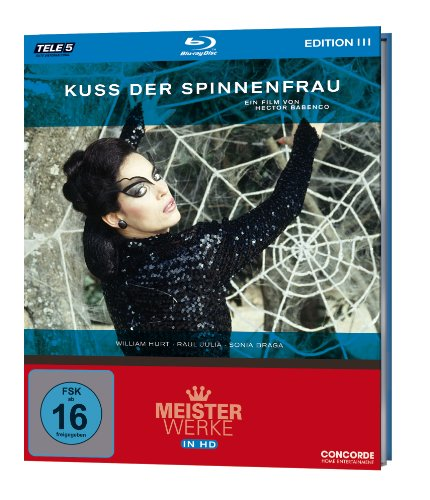 Kuss der Spinnenfrau - Meisterwerke in HD Edition 3/Teil 17 [Blu-ray]