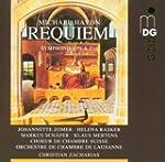 Michael Haydn: Requiem; Symphonies P9...