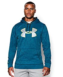 Under Armour Men\'s Storm Armour Fleece Twist Hoodie, Blue Jet (405), Medium