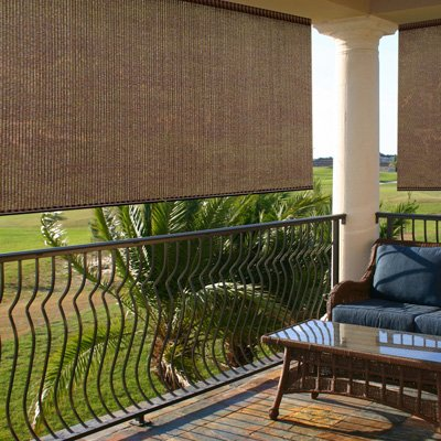 Radiance 2310010 Exterior Solar Shade With 85 Uv Ray Protection 4 Foot Wide By 6 Foot Long