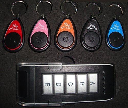 鍵・携帯・リモコン 「あれ〜何処いったかなぁ」 そんな時ボタン一つで大事なものを発見!探し物発見器◇FS-KF5