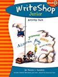 Write Shop Junior Book D Activity Pack