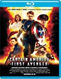 Captain America : First Avenger - Combo Blu-ray + DVD [Blu-ray]