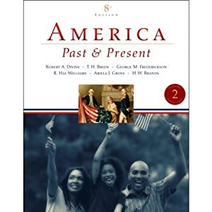 VangoNotes for America: Past and Present, 8/e, Vol. 2 | [Robert A. Divine]