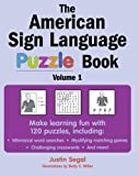 img - for The American Sign Language Puzzle Book book / textbook / text book