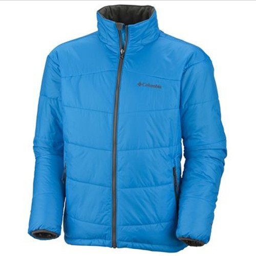 Columbia Shimmer Me Timbers Hoodless Men's Jacket - Compass Blue, X-Large