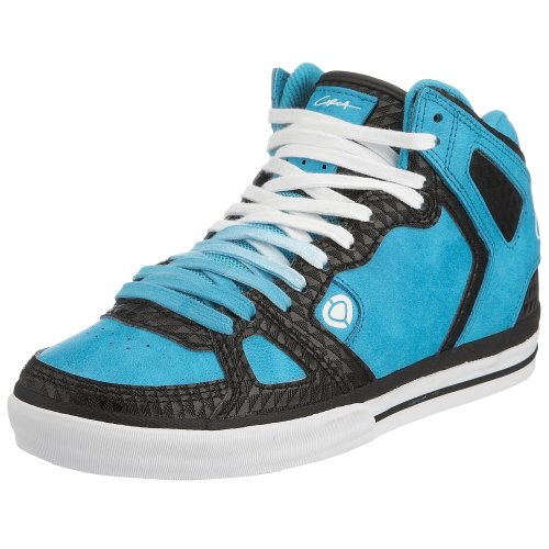 C1RCA Men's 99 Vulc Trainer Cyan/Black/White 99VLCCYBKW 7 UK