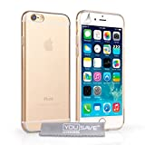 Yousave Accessories iPhone 6 Case Clear Silicone Gel Cover Reviews
