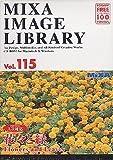 MIXA IMAGE LIBRARY Vol.115 花々と緑