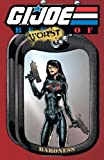 Larry Hama G.I. Joe: Best of Baroness (G.I. Joe (IDW Unnumbered))