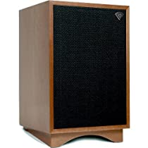 Klipsch Heresy III Three-Way Horn-Loaded Loudspeaker with 12-Inch Subwoofer (Walnut)