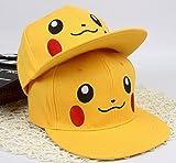 Dachou-Pokemon-Snapback-de-Hip-Hop-Gorra-de-bisbol-popular-anime-de-dibujos-animados