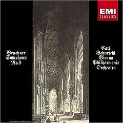 シューリヒト指揮/ウィーン・フィル ブルックナー:交響曲第9番のAmazonの商品頁を開く