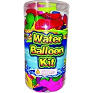 Water Sports 80086 Water Balloon Accessory Refill Kit-BALLOON REFILL KIT