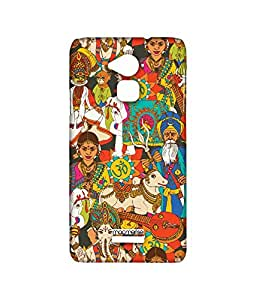 Namaste India - Sublime Case for Coolpad Note 3