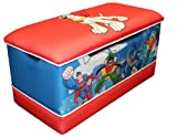 Warner Brothers DC Super Friends Mini Heroes Deluxe Toy Box